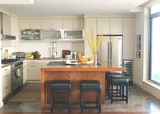 15 Contemporary Kitchen Designs With Stainless Steel for White And Stainless Steel Kitchen