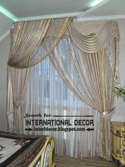15 Ready Made Curtains And Modern Curtain Designs with regard to Curtain Designs For Bedroom