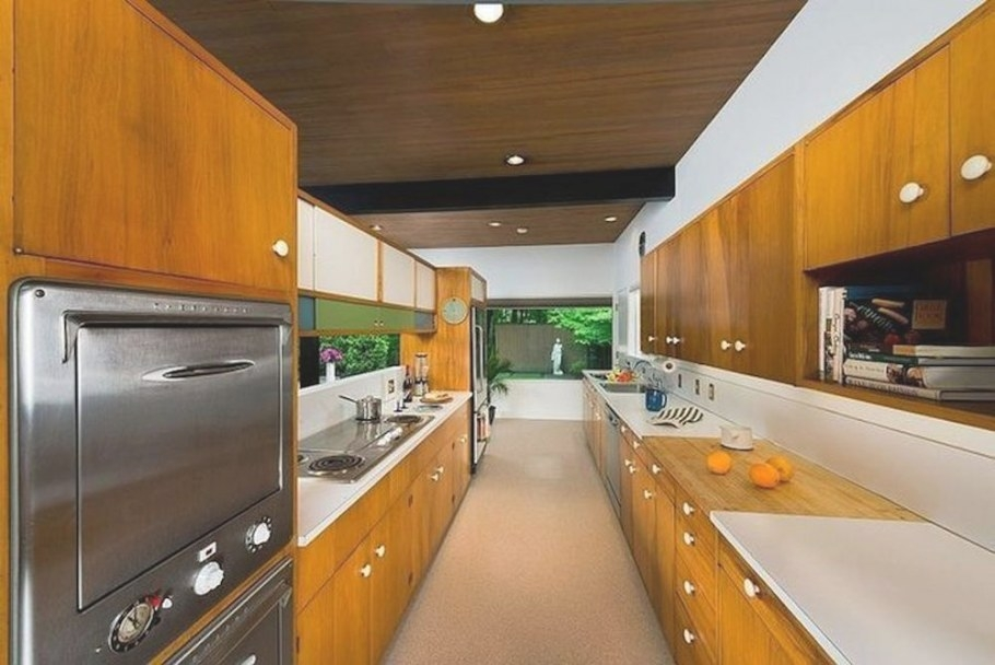 20 Charming Midcentury Kitchens, Ranked From Virtually intended for Mid-Century Modern Kitchen