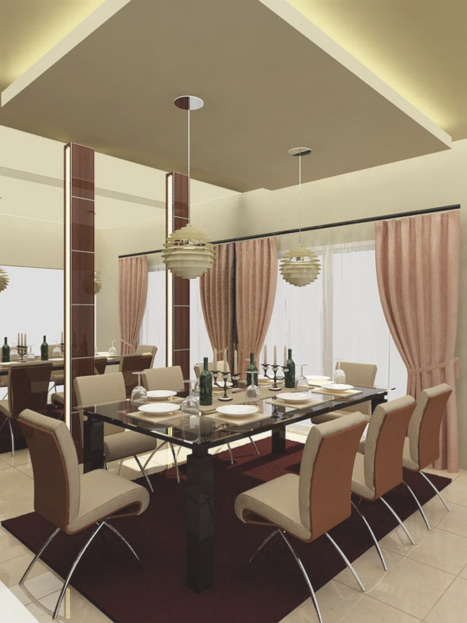 25 Modern Dining Room Design Ideas - Decoration Love within Small Dining Room Ideas