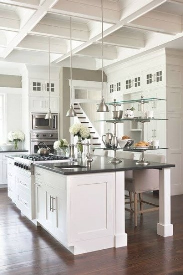 25 Spectacular Kitchen Islands With A Stove (Pictures) throughout Kitchen Island With Stove