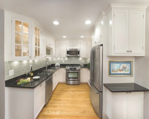 28 Small Kitchen Design Ideas – The Wow Style with regard to Image Of Small Kitchen