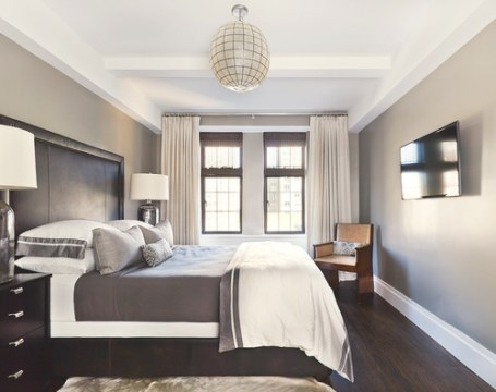 35 Master Bedrooms With Dark Wood Floors with regard to Dark Wood Floor Bedroom