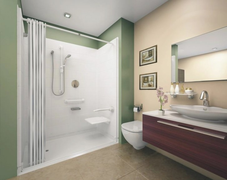 37 Bathrooms With Walk-In Showers pertaining to Walk-In Shower Ideas