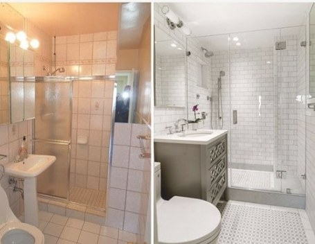 4 Stunning And Comfortable 5X8 Bathroom Remodel Ideas for 5X8 Bathroom Remodel Ideas