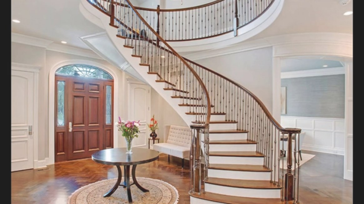 40 Best Staircase Design Ideas 2017 - Youtube within Stair Ideas For Home