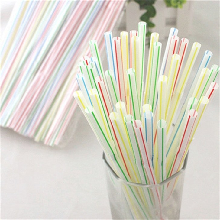 Aliexpress : Buy Flexible Plastic Straws Colorful throughout Where To Buy Straw
