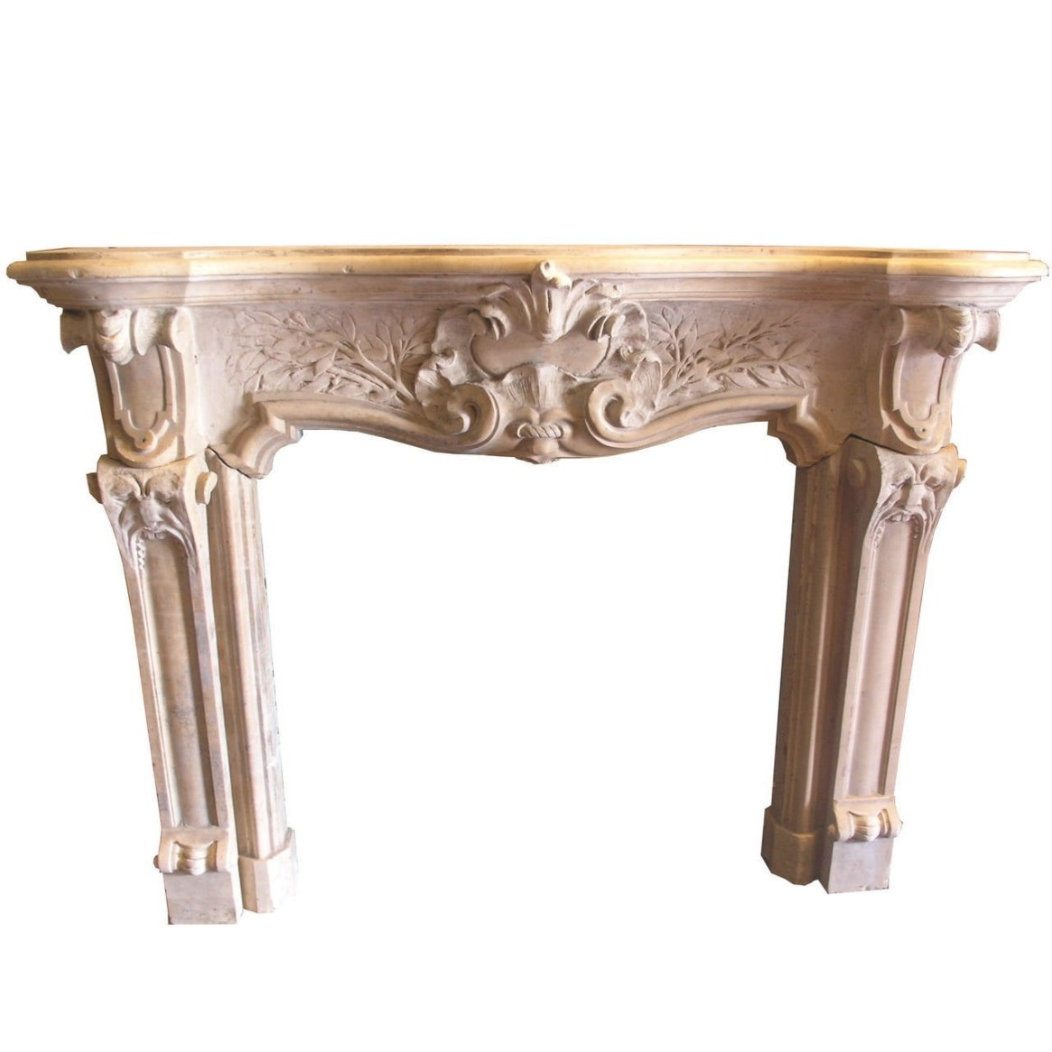 Antique Fireplace Mantel For Sale At 1Stdibs intended for Fireplace Mantels For Sale