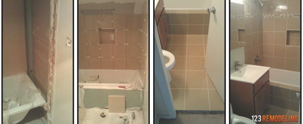 Average Cost Of Bathroom Remodeling In Chicago regarding How To Remodel Bathrooms