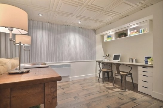 Basement Ceiling Ideas – How To Convert Your Basement Into throughout Drop Ceilings In Homes