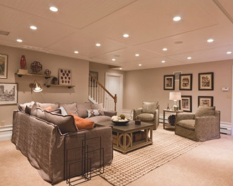 Basement Drop Ceiling Ideas, Pictures, Remodel And Decor with regard to Drop Ceilings In Homes