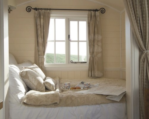 Bedroom Curtain Ideas | Houzz with Curtain Designs For Bedroom