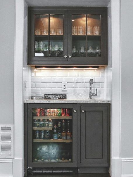 Best Small Wet Bar Design Ideas & Remodel Pictures | Houzz within Wet Bars For Homes