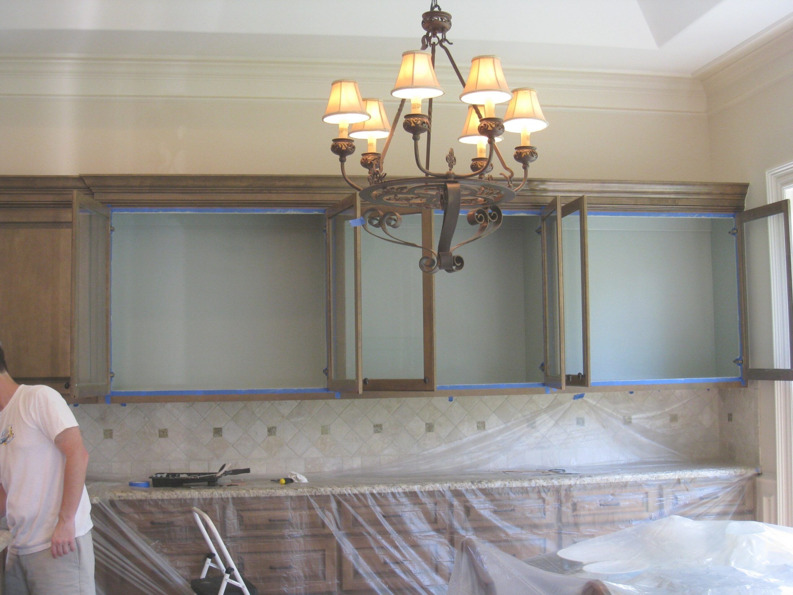 Blood, Sweat And Tears   Tingaling pertaining to Sherwin Williams Oyster Bay