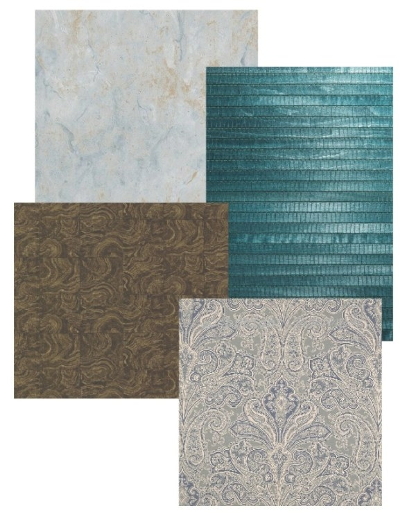 Blue, Brown, And Aqua Color Palette - Places In The Home regarding Blue And Brown Color Palette