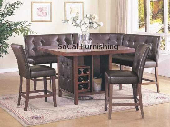 Booth Kitchen Pic: Booth Dining Room pertaining to Restaurant Booths For Home