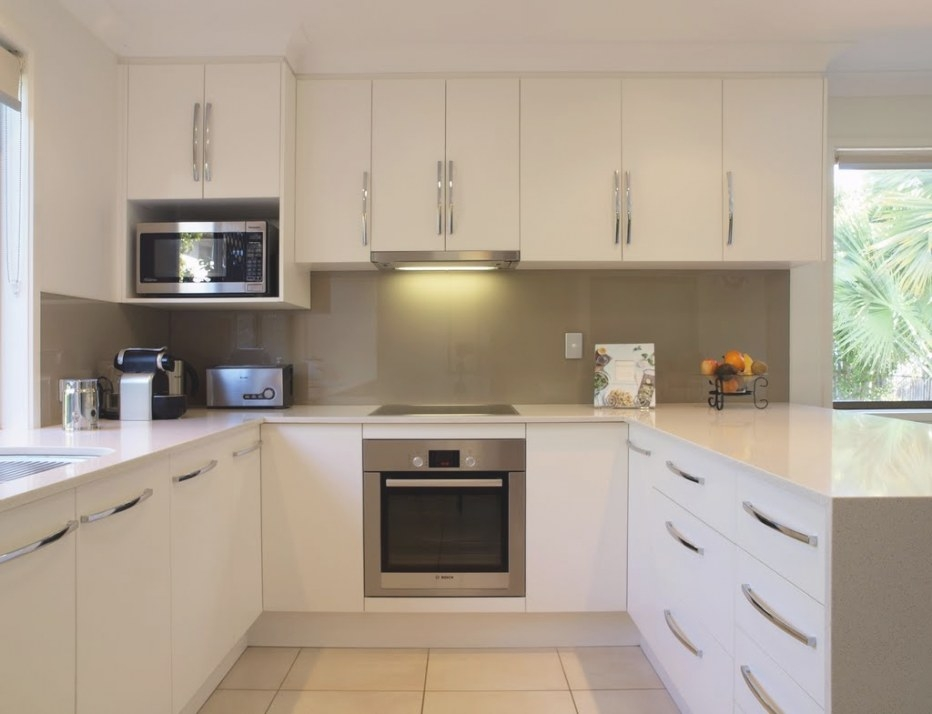 Brilliant Bathrooms And Kitchens throughout Small U Shaped Kitchen
