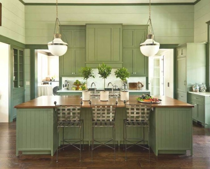 C.b.i.d. Home Decor And Design: A Kitchen With Details throughout Sherwin Williams Oyster Bay