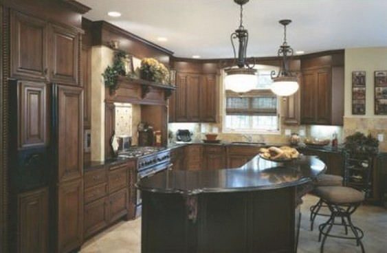 Candlelight Cabinetry | Usa | Kitchens And Baths Manufacturer regarding American Kitchen And Bath