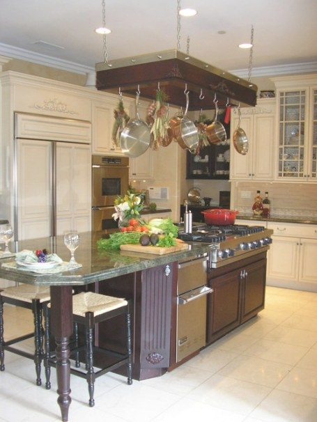 Center Island With Stove Ideas, Pictures, Remodel And Decor regarding Kitchen Island With Stove