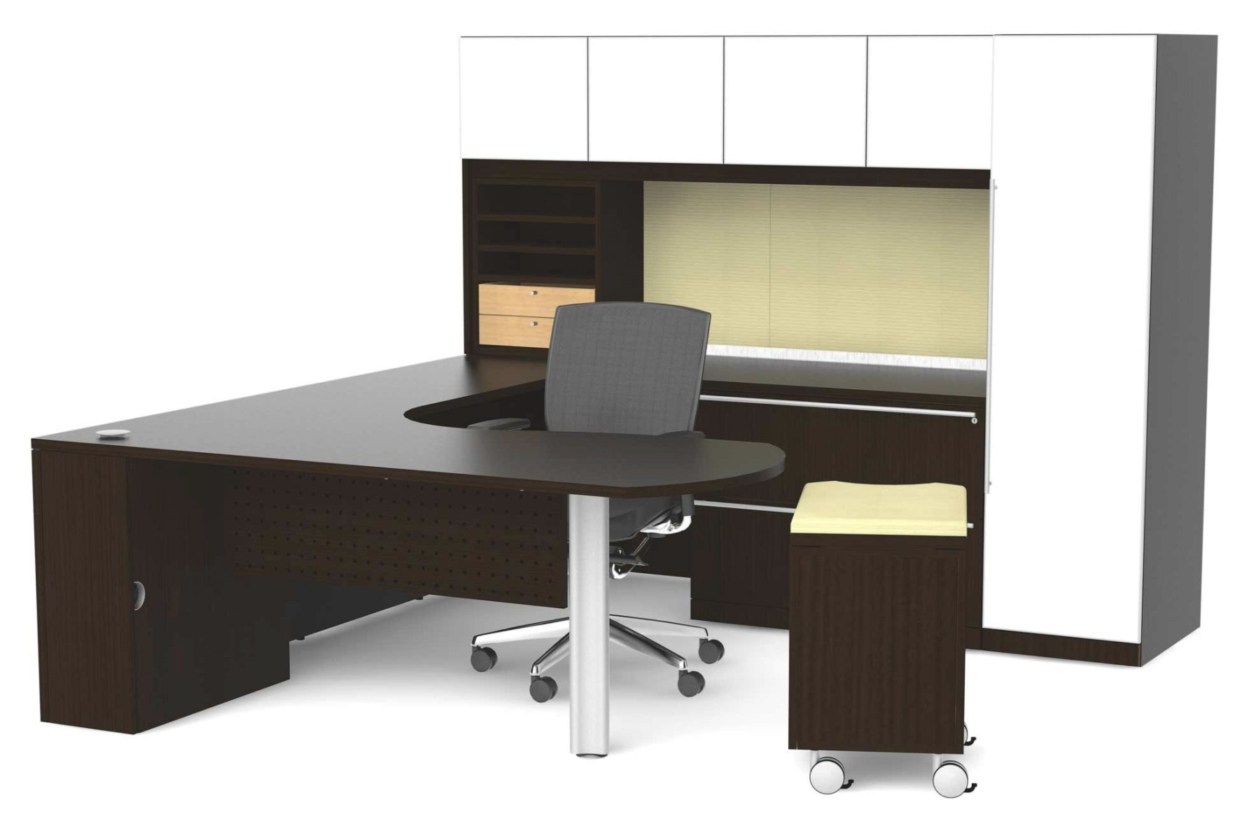 Cherryman Office Furniture Manufactures for L Shaped Office Desk