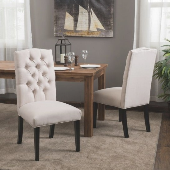 Christopher Knight Home Crown Fabric Off-White Dining within Restaurant Booths For Home