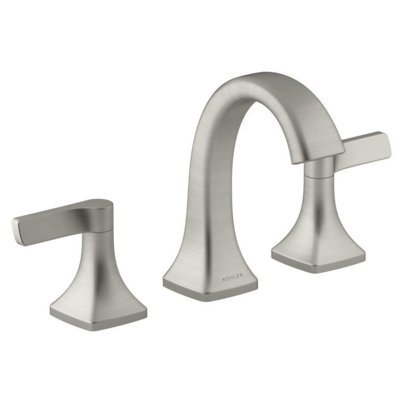 Chrome Faucet Vs Brushed Nickel Faucet - Kitchenguidespal within Mixing Chrome And Brushed Nickel Finishes In Bathroom