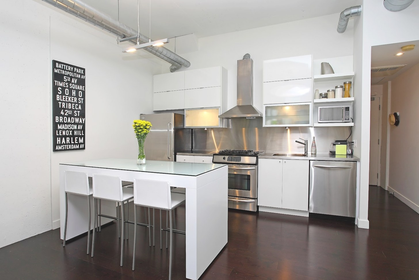 Condobox: How Can I Make A Small Kitchen Function Best? for Image Of Small Kitchen