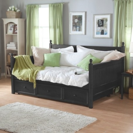 Daybed With Pop Up Trundle | Trundle Beds | Enter Your in Daybed With Pop Up Trundle
