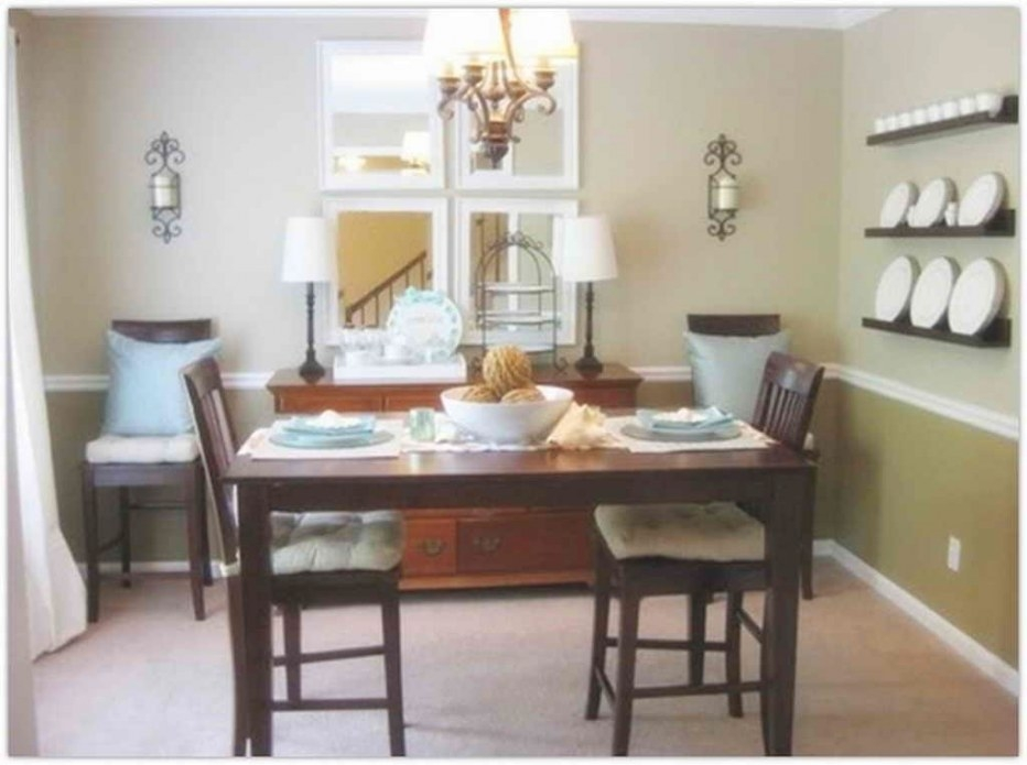 Dinner Table Setting Ideas, Small Dining Room Idea Cozy for Small Dining Room Ideas