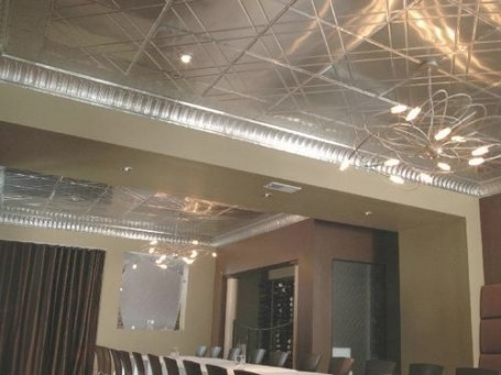 Drop Ceiling Tiles 2×4 inside Drop Ceilings In Homes