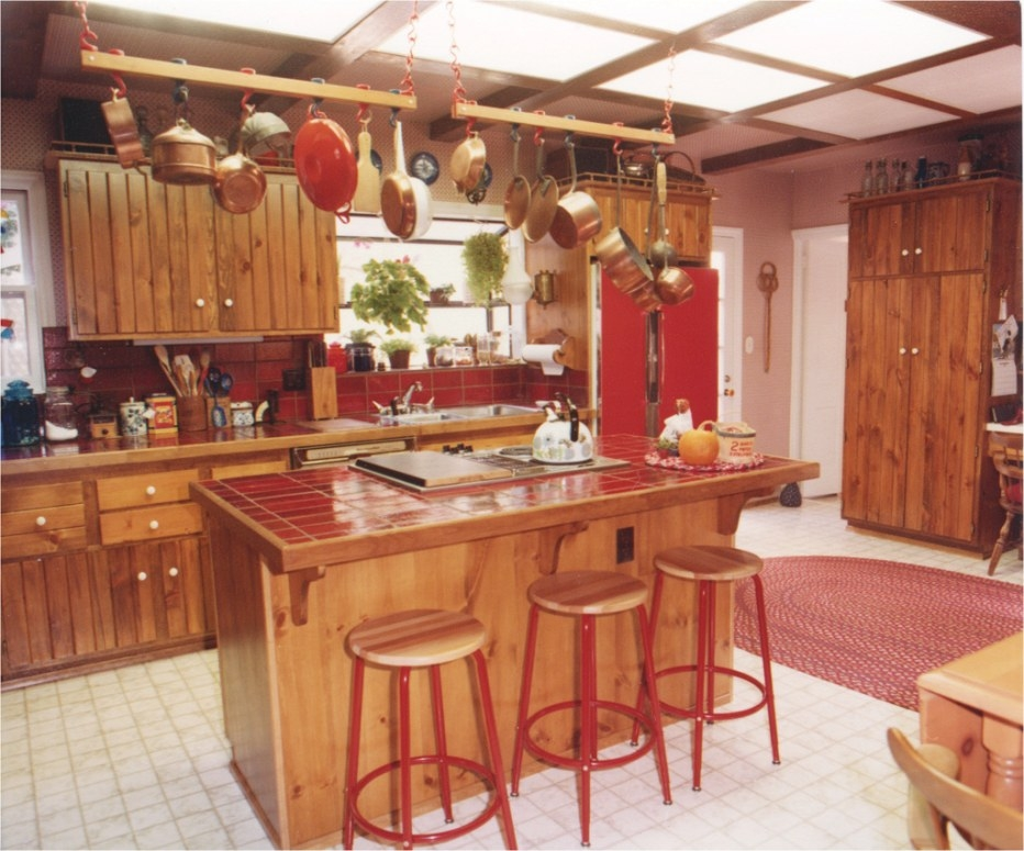 Early American Kitchen Remodel - Danilo Nesovic, Designer throughout American Kitchen And Bath