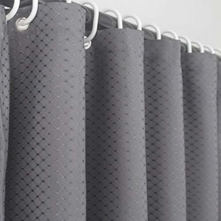 Ebecede 180Gsm Heavy-Weight Extra Long Shower Curtains For intended for 84 Inch Shower Curtain