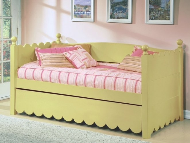 Elegant Daybed With Trundle Concept – Homesfeed throughout Daybed With Pop Up Trundle