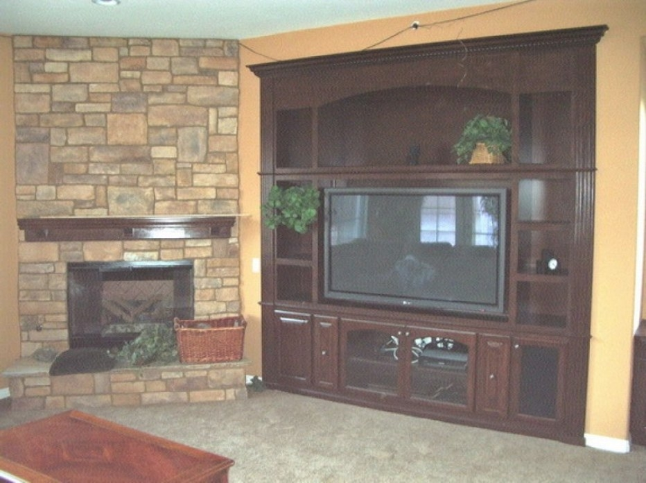 Entertainment Centers Designed - Built - Installed with regard to Entertainment Center Wall Unit