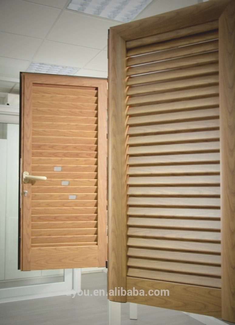 Fashionable New Style High Quality Factory Price Aluminum throughout Windows With Blinds Inside
