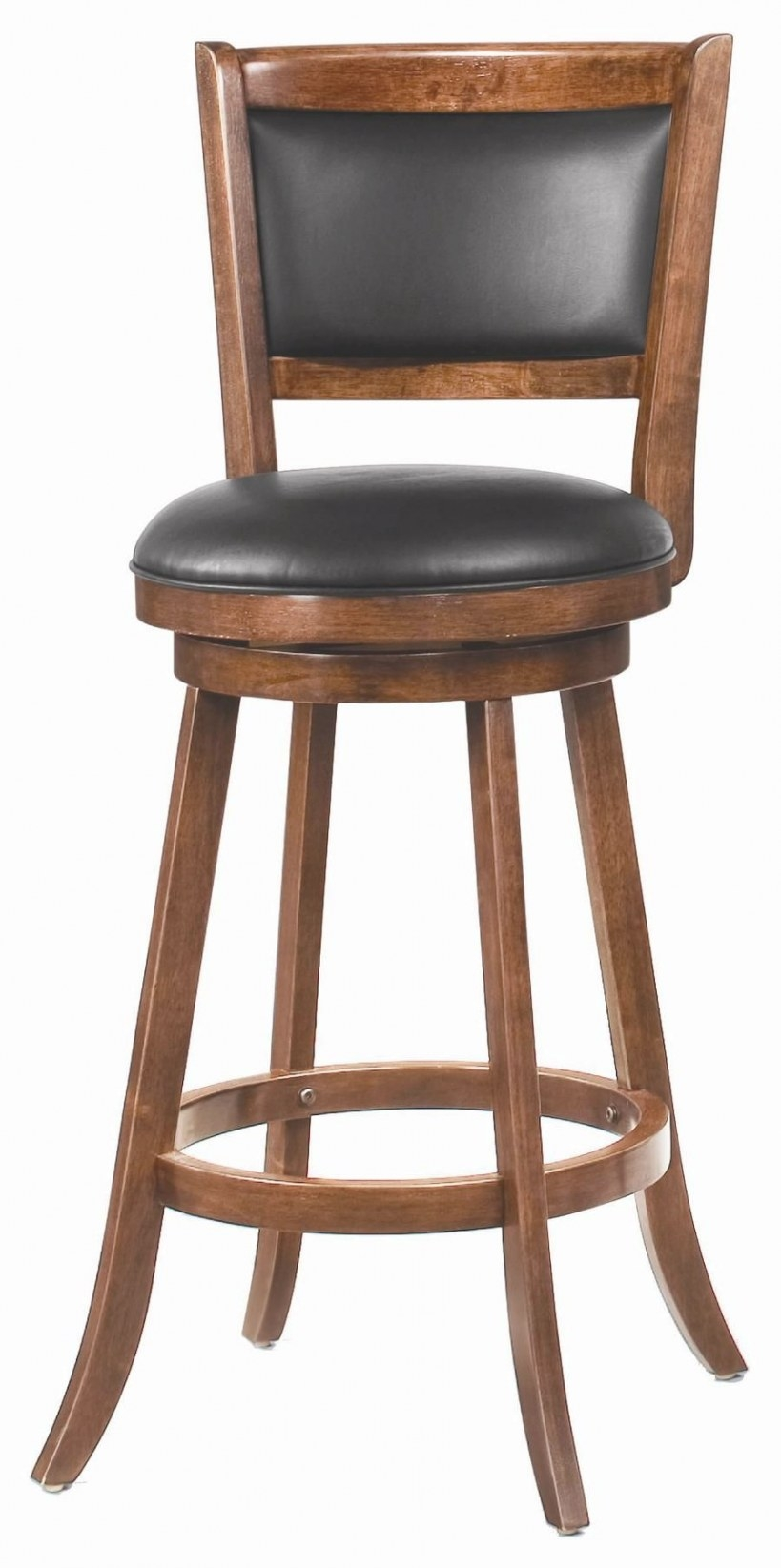 Furniture,Cheap And Cool Leather Swivel Bar Stool With within Swivel Bar Stools With Backs