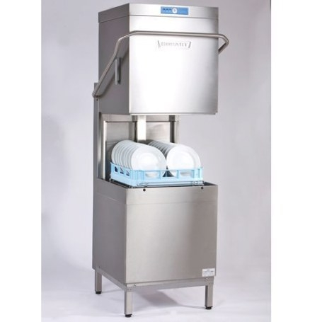 Hobart Am900 Commercial Dishwasher Hood/Pass Through regarding Industrial Dishwasher For Home