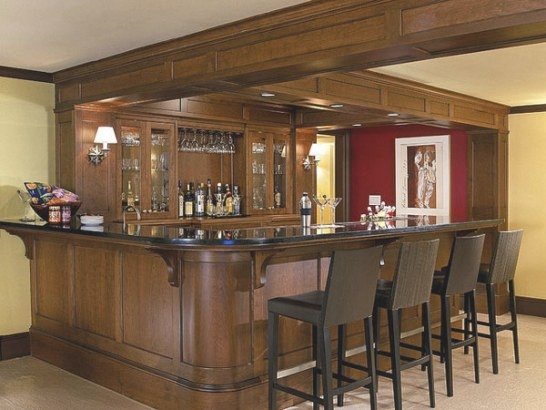 Home Bar Ideas - 31 Hassle Free Collections | Design Press regarding Wet Bars For Homes