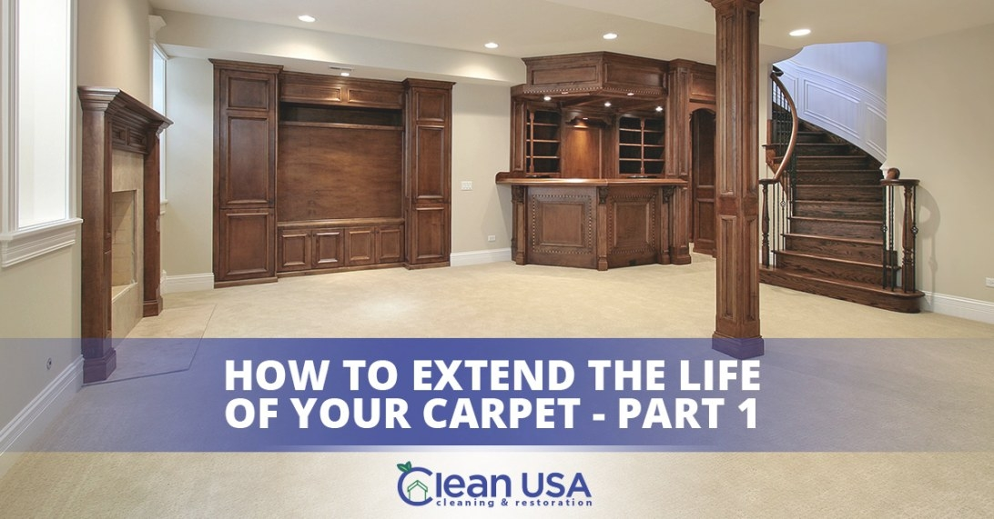 Home Carpet Cleaners Sycamore: How To Extend The Life Of throughout How Often Should You Replace Carpet