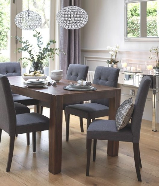 Home Dining Inspiration Ideas. Dining Room With Dark Wood throughout Restaurant Booths For Home