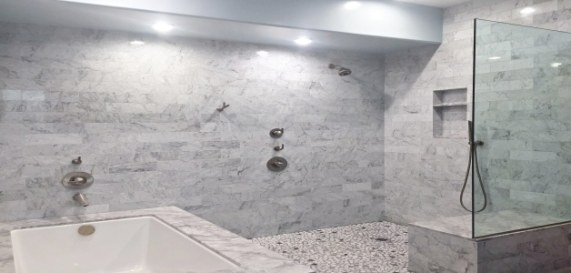 How Much Does A Bathroom Remodel Cost? for How To Remodel Bathrooms