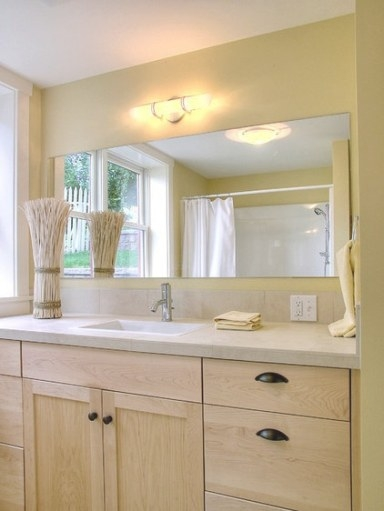 How To Mix Metal Finishes In The Bathroom pertaining to Mixing Chrome And Brushed Nickel Finishes In Bathroom