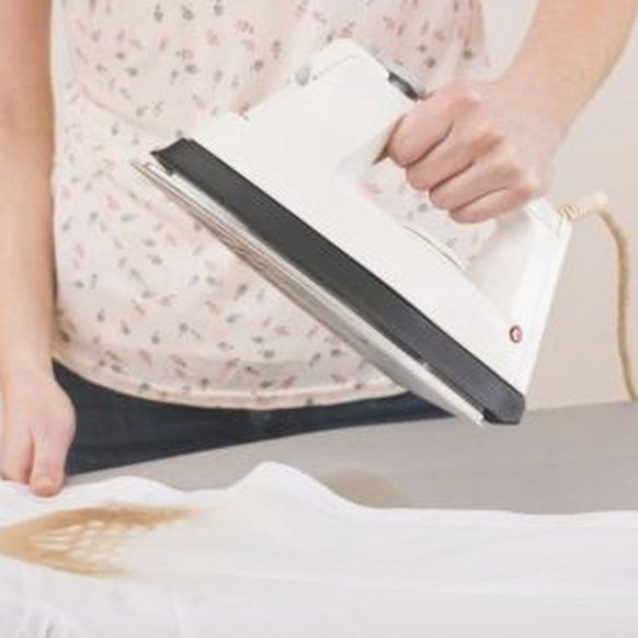 How To Remove Scorch From Polyester And Rayon Fabric with regard to How To Iron Polyester