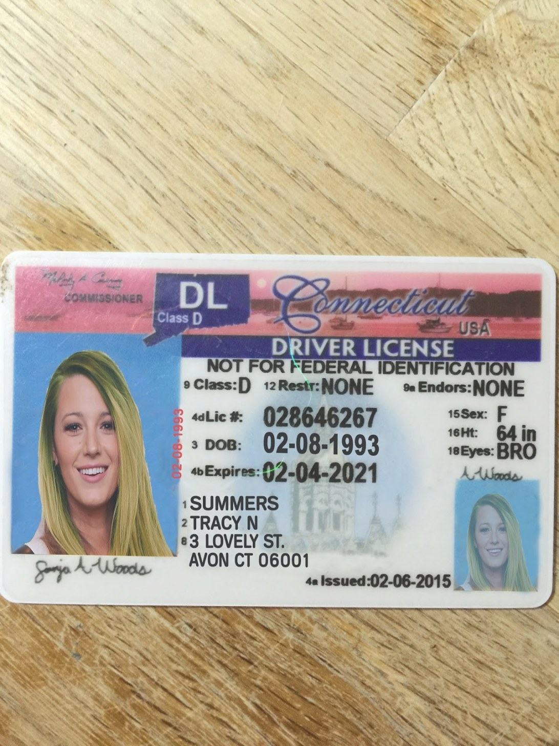 I Will Design Or Edit Any Country'S Driver License, Id intended for Is It Illegal To Remodel Without A Permit
