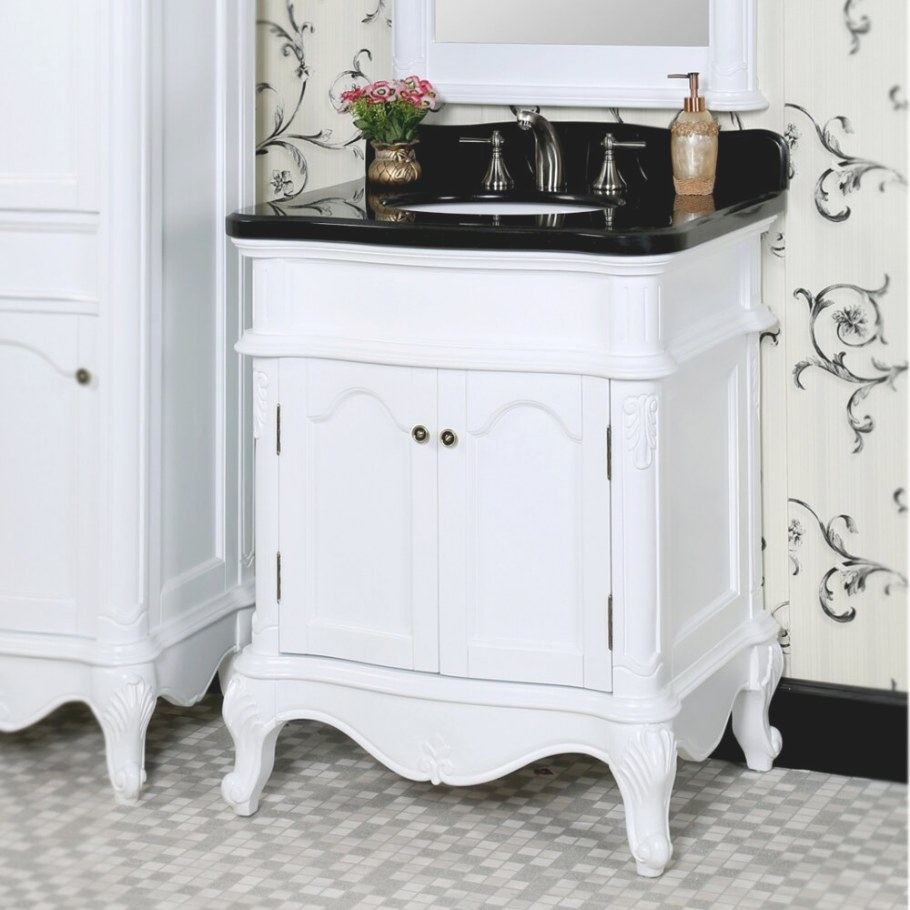 "Infurniture Wb 30"" Single Bathroom Vanity Set 