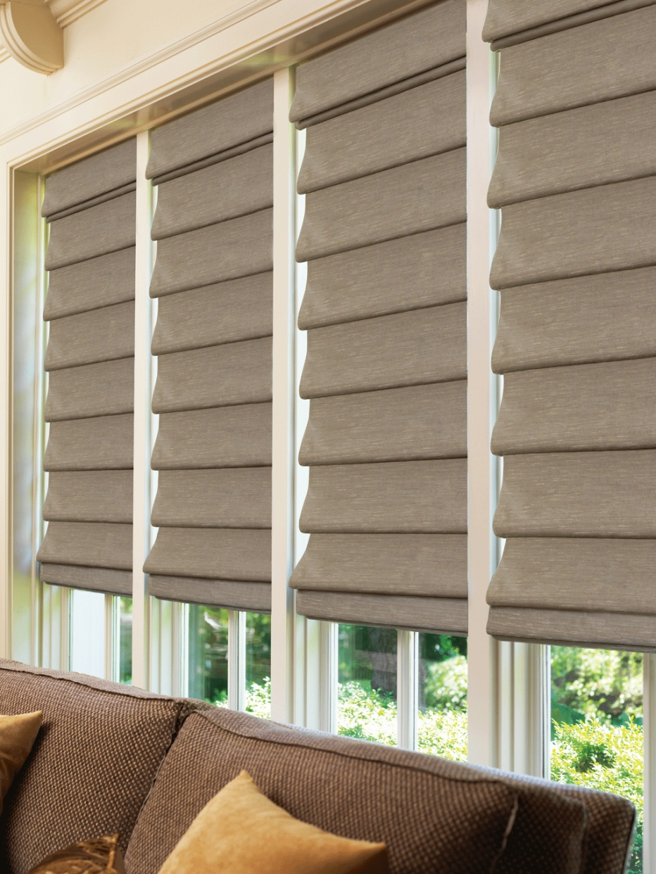 Inside Mount Applications - Pinnacle Window Coverings pertaining to Windows With Blinds Inside