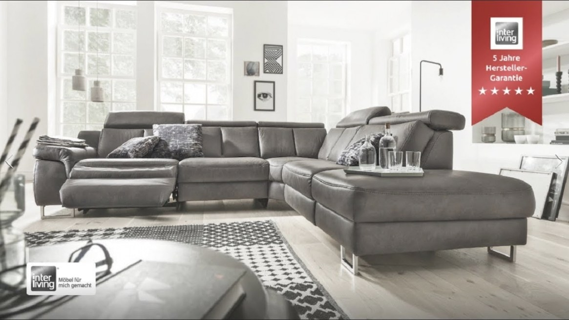 Interliving Sofa Serie 4050 - Youtube intended for What Is A Settee