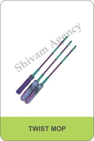 Iron Polyester Twist Mop, Rs 140 /Set, Shivam Agency | Id in How To Iron Polyester