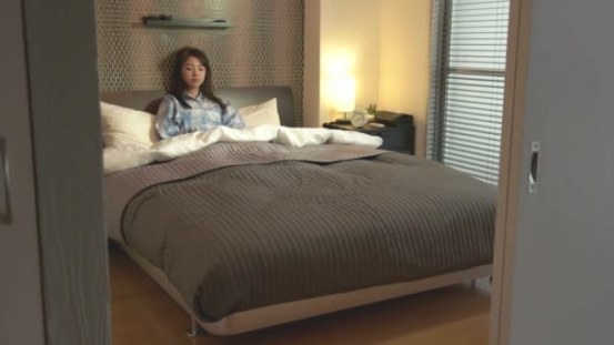 Japanese Wife In Bedroom And Husband Getting Ready For regarding Husband And Wife In Bedroom